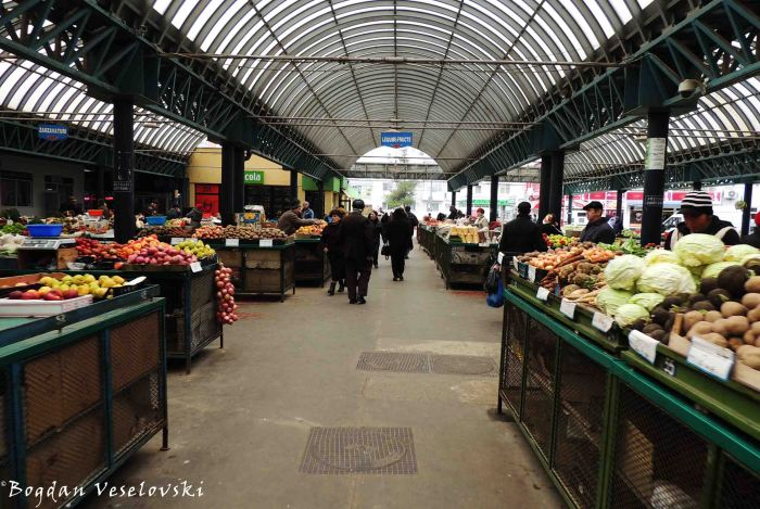 Market in Bacău