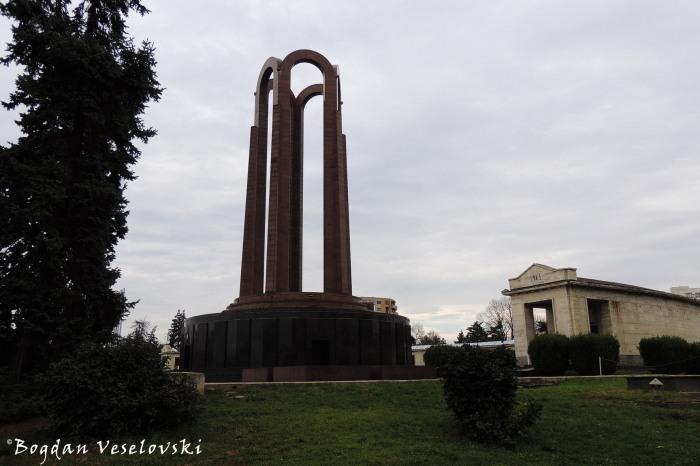 Mauseoleum from Carol Park, Bucharest