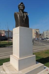 Monument to Emil Cioran