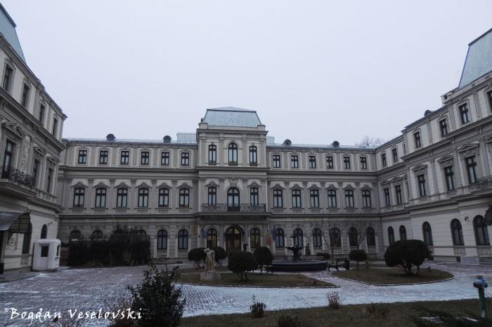 Muzeul Colecțiilor de Artă, Bucuresti (The Art Collections Museum)