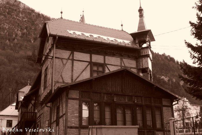 'Olimpia' Building, Brașov
