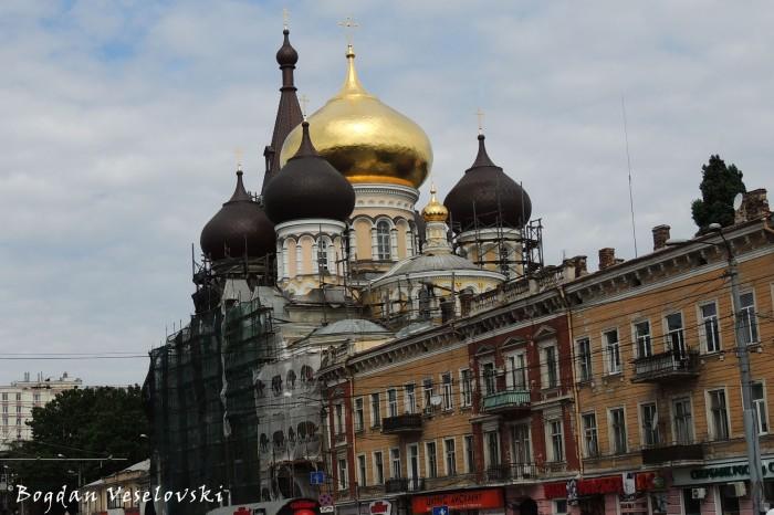 St. Panteleimon Monastery in Odessa (Свято-Пантелеймонівський чоловічий монастир)