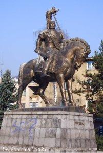 Monument of Decebal