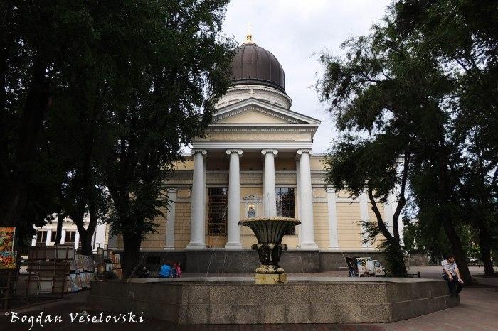 Transfiguration Cathedral in Odessa (Спасо-Преображенський собор)