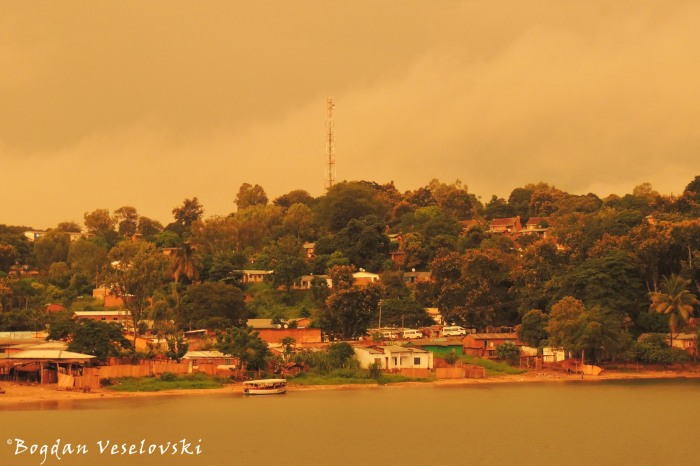 Early morning in Nkhata Bay
