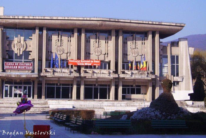 House of culture 'Drăgan Muntean'