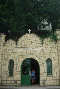 Saint Andrew's Cave