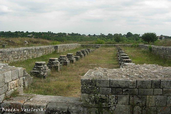 Civitas Tropaensium Roman castra, Adamclisi