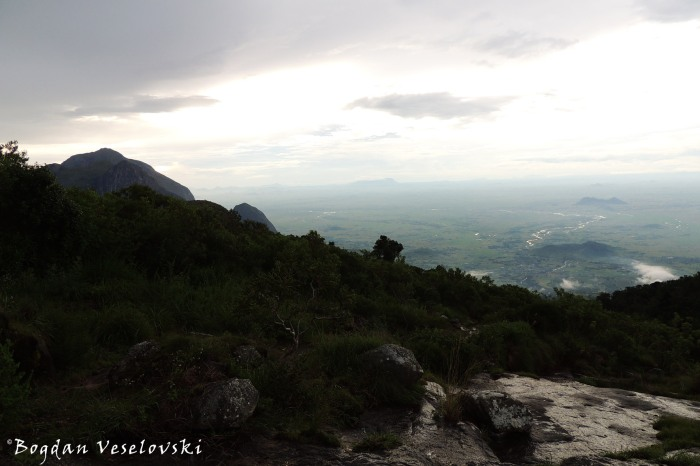 View from Mulanje