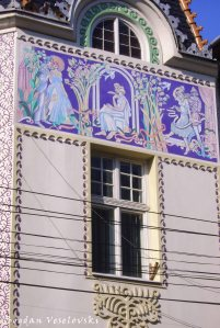 Art Nouveau on Deva Theater