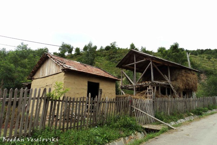 Aluniș village