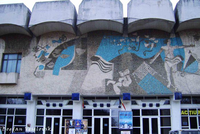 Casa de cultură a Sindicatelor din Oradea (The Culture House, Oradea)