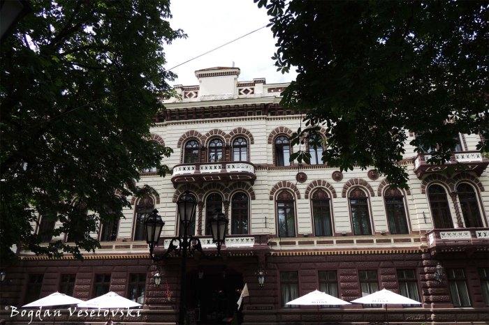 Hotel Londonskaya («Готель Лондонська»)