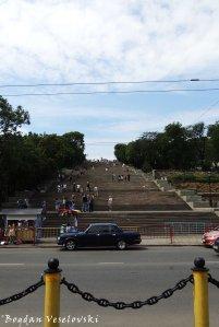 Potemkin stairs (Потьомкінські сходи)