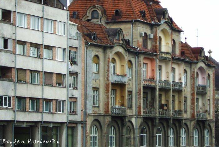 Building in Oradea