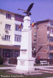 Monument to the fallen, Simeria