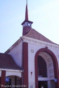 Hunedoara railway station