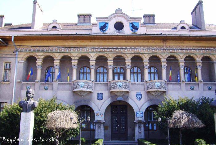 Hunedoara Old City Hall