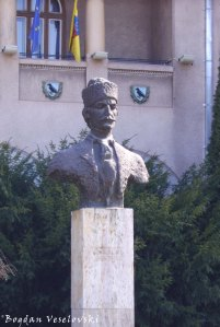 Monument of Avram Iancu