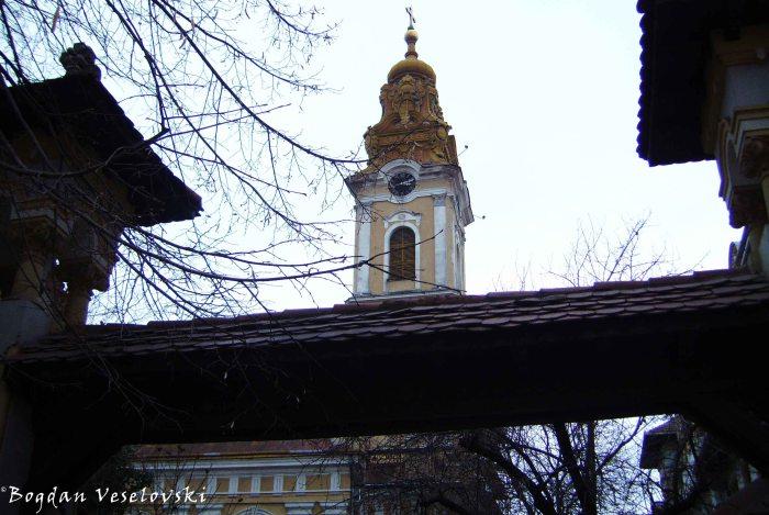 Catedrala Greco-Catolica Sf. Nicolae din Oradera (Saint Nicholas Greek Catholic Cathedral, Oradea)