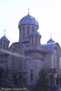 Catedrala Ortodoxă din Hunedoara cu hramul Sfinții Împărați Constantin și Elena și Sfânta Cuvioasă Parascheva (Sts. Constantine & Helen and St. Paraskevi Orthodox Cathedral, Hunedoara)