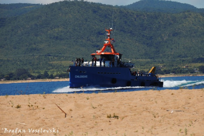 Chilembwe boat
