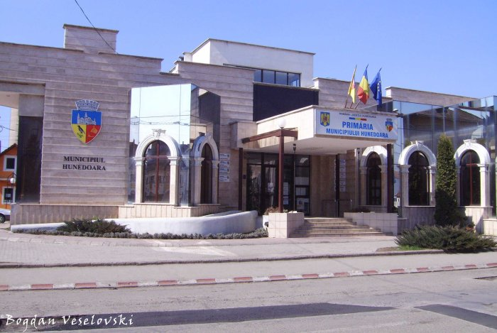 Hunedoara New City Hall