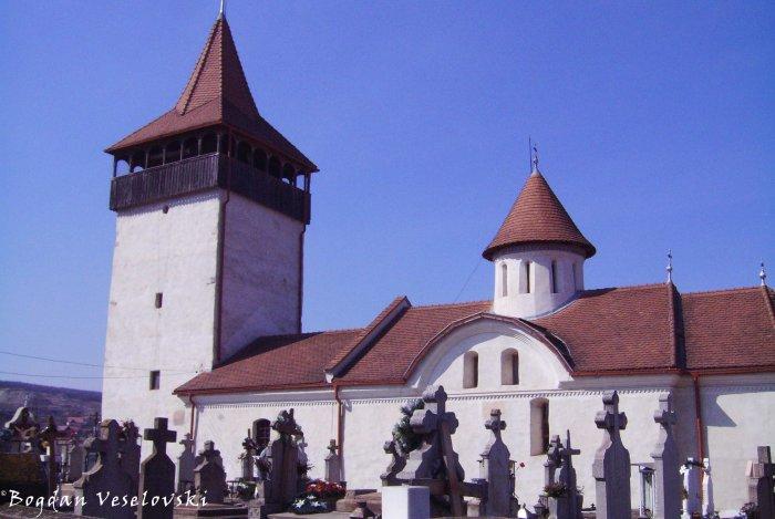 Cimitirul si biserica Sf. Nicolae