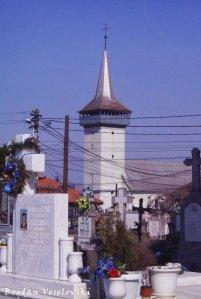 Biserica 'Schimbarea la față' si cimitirul 'Popa Șapcă', Hunedoara (Transfiguration Church and Popa Șapcă Cemetery, Hunedoara)