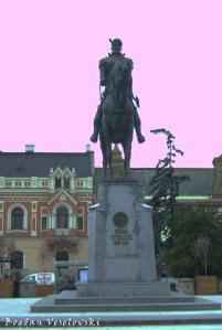Statuia ecvestră a lui Mihai Viteazu din Oradea (Statue of Michael the Brave)