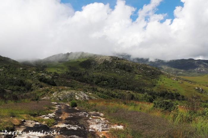 Mulanje landscape