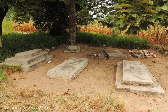 Graveyard in Likoma