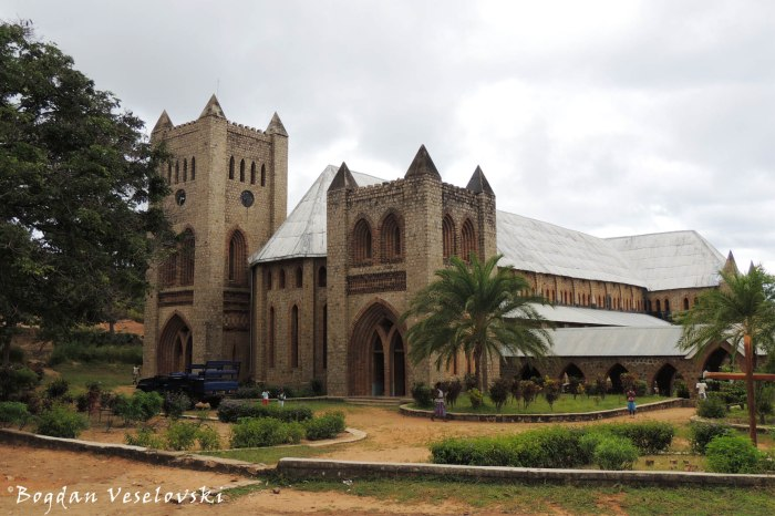 Anglican Cathedral of St. Peter, Chipyela