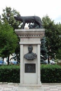 Capitoline Wolf in Galați