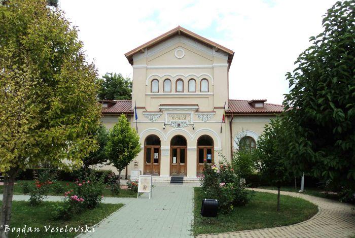 Cuza Vodă Museum, Galați