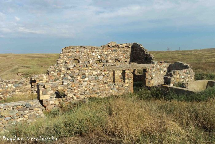 Troesmis - Roman ruins