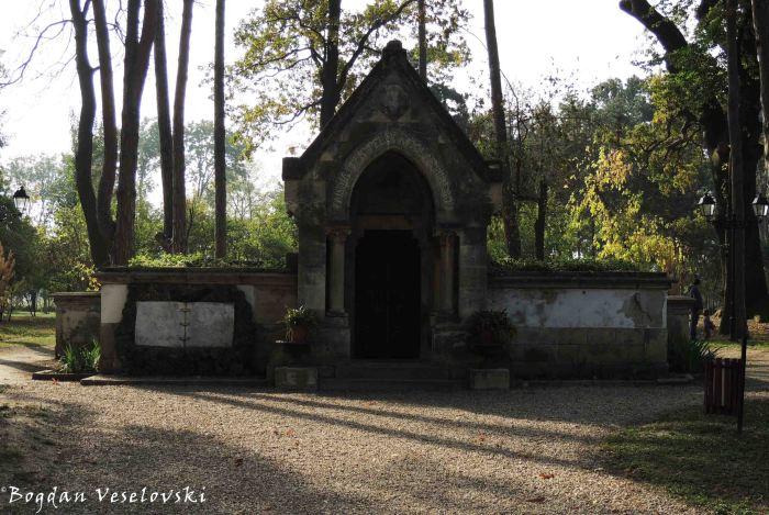 Bibescu Family tombs