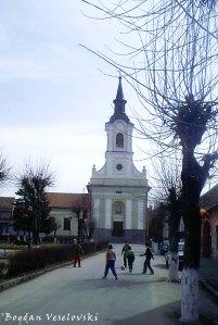 Biserica greco-catolica Bob din Medias cu hramul Înălțarea Domului (The Greek-Catholic Bob Church)