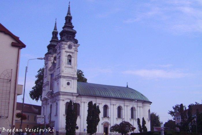 Biserica ortodoxă 'Adormirea Maicii Domnului', Lugoj (The Orthodox Church of Assumption, Lugoj)