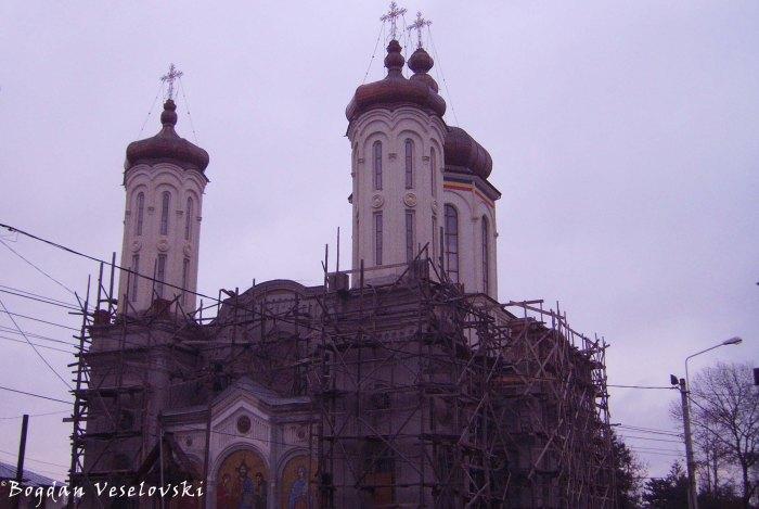 Biserica Sf. Vineri, Ploiești (Saint Friday Church)