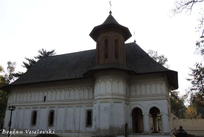 Biserica 'Sf. Gheorghe', Mogosoaia (St. George, Mogosoaia)