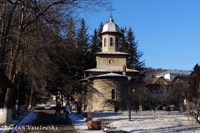 Biserica Nașterea Maicii Domnului, Bușteni (Nativity of the Virgin Mary Church)
