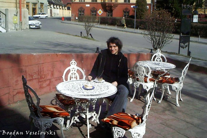 Cake shop in Mediaș