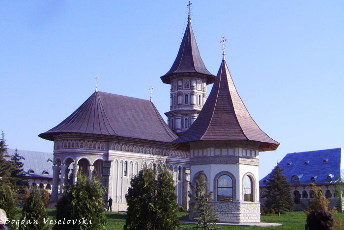Cămârzani Monastery