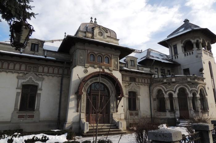 Casa Radu Stanian, Ploiești (Radu Stanian House)