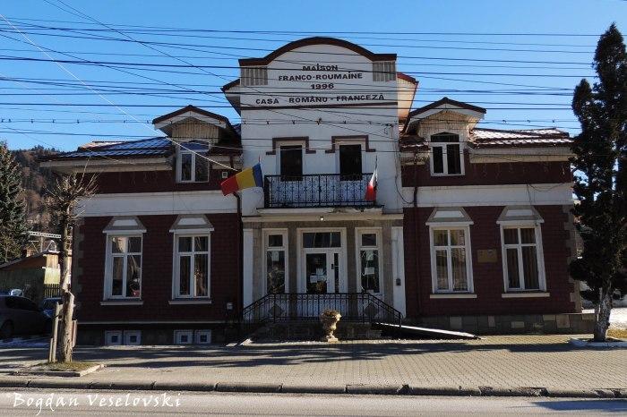 Casa Româno-Franceză, Bușteni (Romanian-French House)