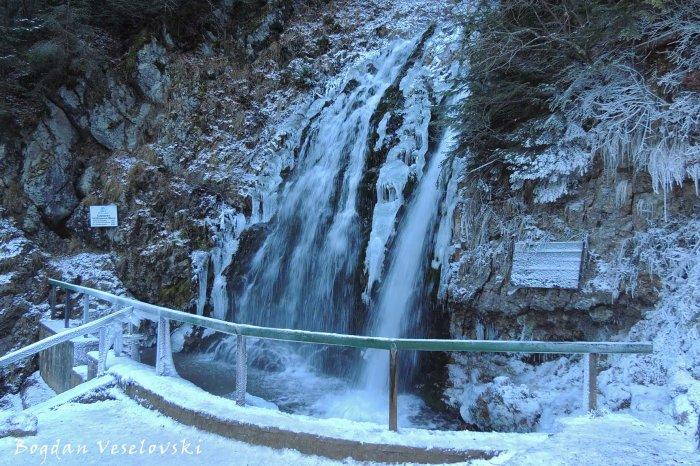 Cascada Urlătoarea (Urlătoarea Waterfall)