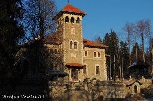 Castelul Cantacuzino, Bușteni (Cantacuzino Castle)