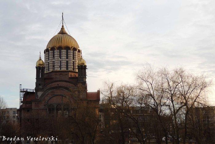 Catedrala Ortodoxă Sf. Ioan Botezătorul din Făgăraș (Orthodox Cathedral, Făgăraș)