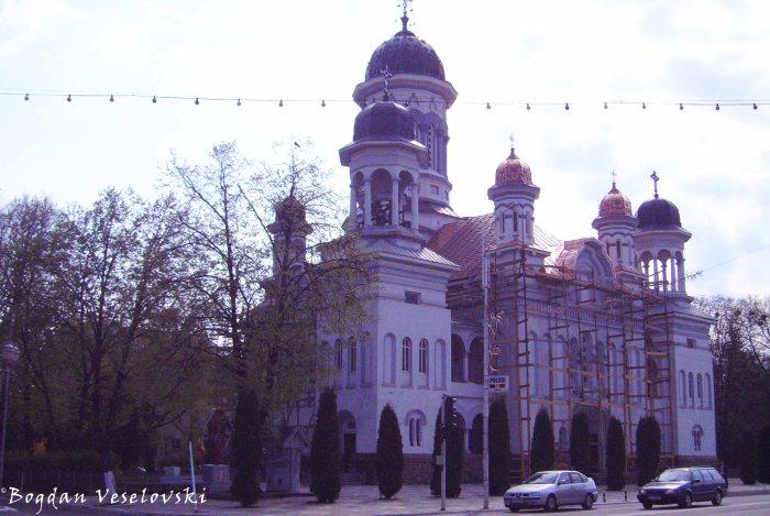 Catedrala Pogorârea Sfântului Duh, Rădauți (Pentecost Cathedral, Rădauți)